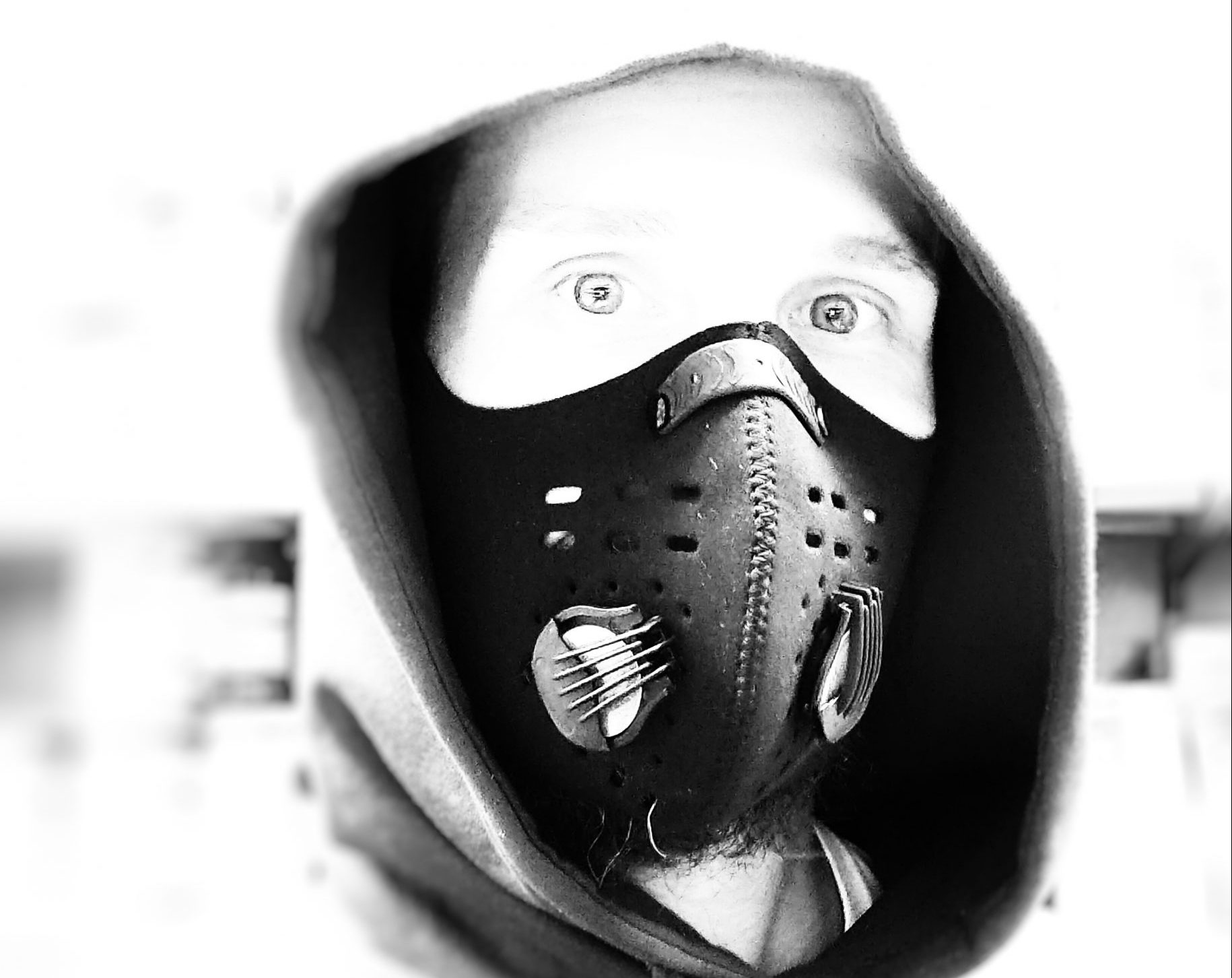 Covidiot, wear a mask!