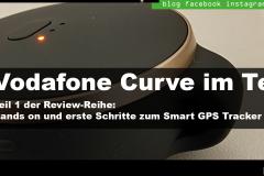 Vodafone Curve im Test 1-4