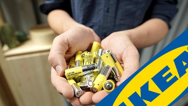 Ikea Batterien
