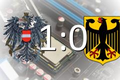 Österreich ist Deutschland voraus