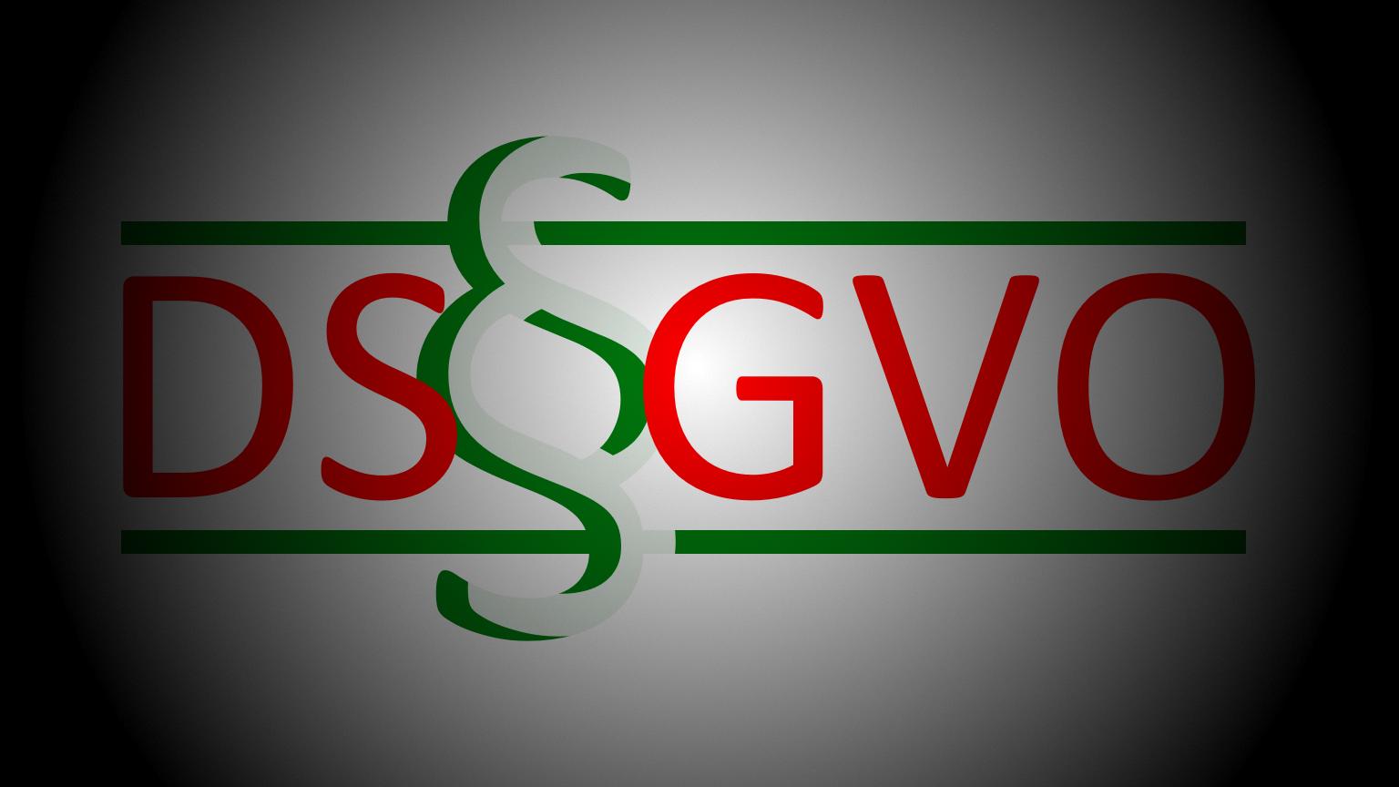 DS-GVO - Datenschutz-Grundverordnung